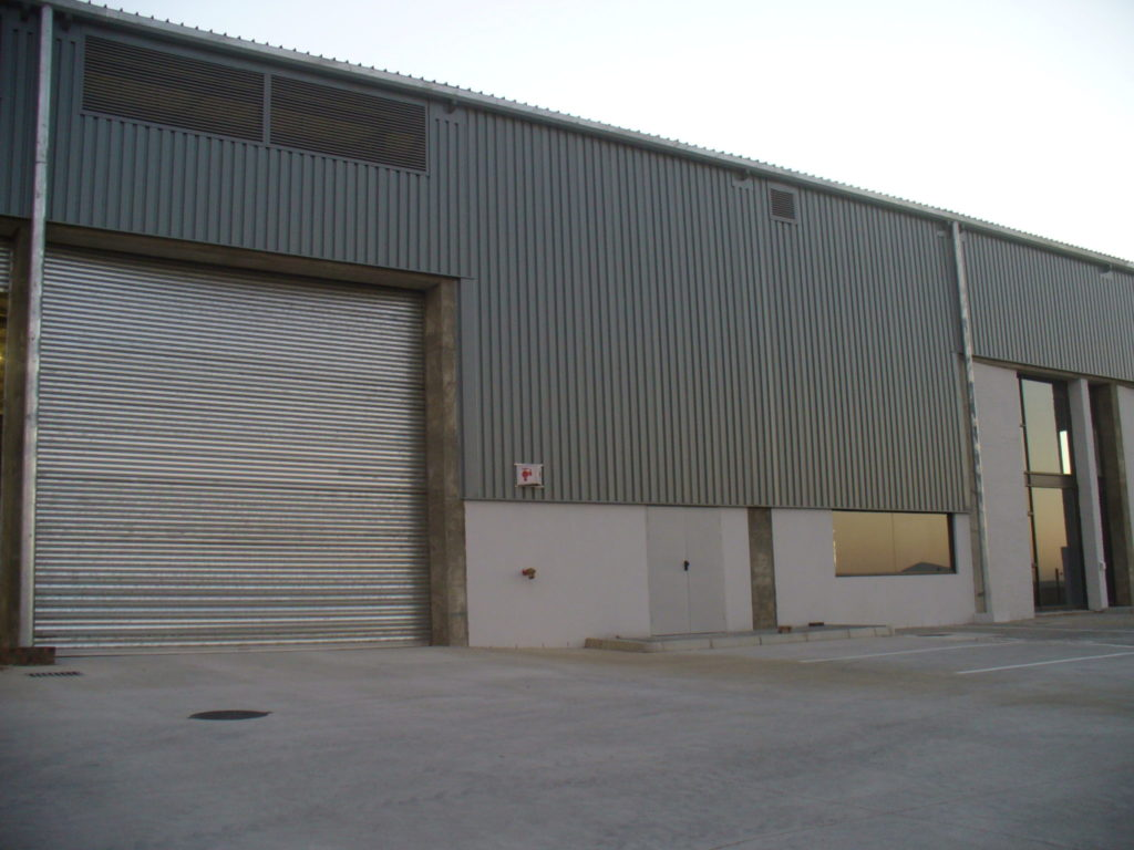 Atlantic Hills Industrial To Let