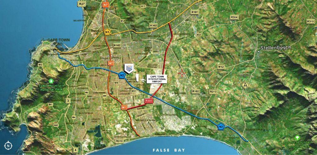 King Air Industria Cape Town