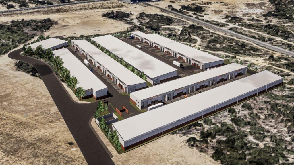 Rivergate New development to let