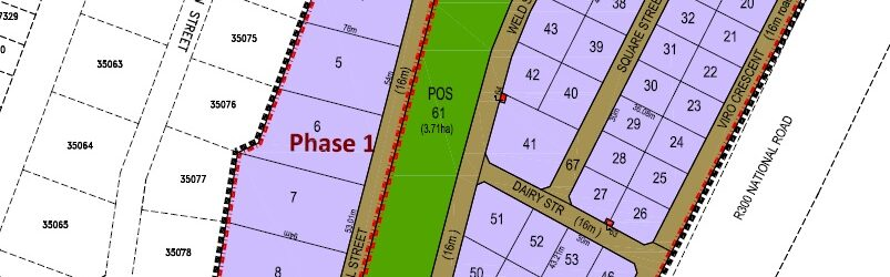 Stikland New Phases Land For Sale